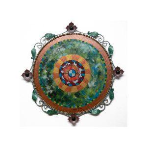 Blütenkreis