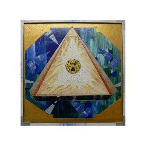 Magische Pyramide