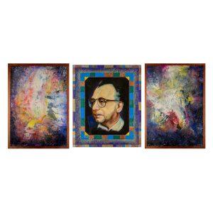 Triptychon Lothar Spaeth